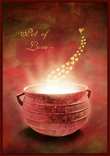 Pot of Love: Share a perfect, luck-filled moment from your weekend