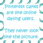Online dating photos can be a slight misrepresentation of the way someone looks or it can be way off the mark!